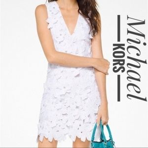 Michael Kors Floral Lace Dress✨Brand New!